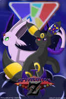 Eeveelution Z -Cover- by Umbry17