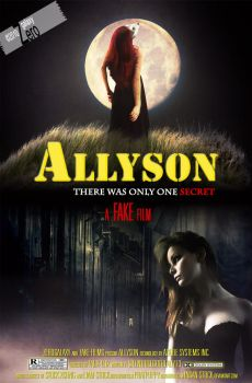 ALLYSON by zerogalaxy