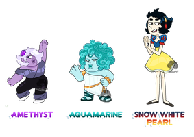 (CLOSED) Gem Adoptables 0/3 (NEW PAYMENT METHOD!) by FlareViper