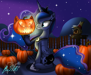 Thou Scary Enough? by Mitsi1991