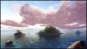 Islands by Azot2017