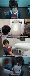 Big Hero 6: He's gonna help a lot of people by behindinfinity