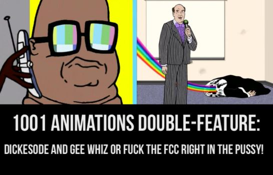 1001 Animations: The Freakin' FCC to the ATHF by Regulas314