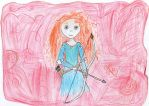 The tribe of Paraven-Merida by jloves-pp