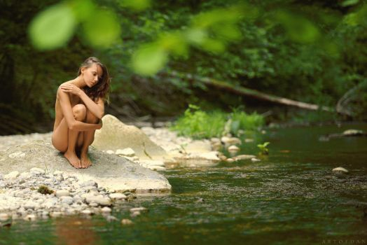 The Green River by ArtofdanPhotography
