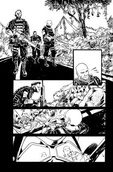 28 Days Later isse 10 Page 2 by DeclanShalvey