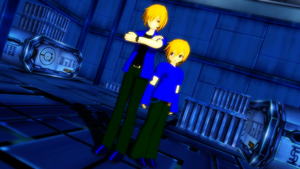 MMD OC UPdate: Teen Rinic by Rinic-the-Fox