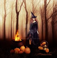 Witches Brew by pareeerica