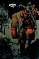 Murphy Hellboy by SpicerColor