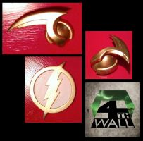 Flash New 52 by 4thWallDesign