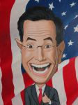 Stephen Colbert Caricature by Butzy411