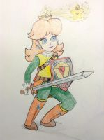 Daisy warrior Princess by Rebokdaisy