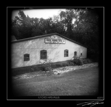 holga water bottling company by electricjonny