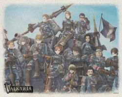 Valkyria Chronicles Wallpapers (4) by talha122