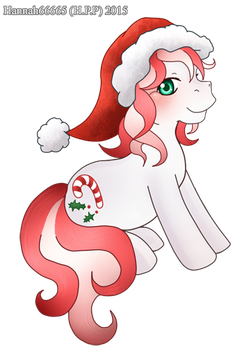 Candy Cane by Hannah66665