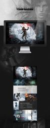 Rise of the Tomb Raider Redesign by Illusiv-Fr