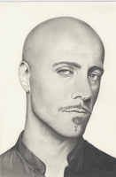 Lars Ljungberg (The Ark) by Djinnduepuntozero