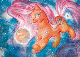 energy and sparkles by AnnaPommes