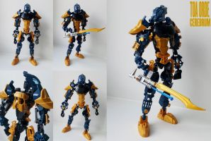 Toa Orde by Tails-N-Doll