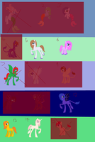 Pony Adopts - OPEn by Nightshade-warroir