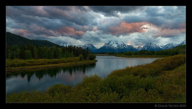 Oxbow Bend by Swordtemper