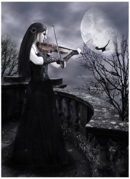 .:Moonlight Sonata:. by Morteque