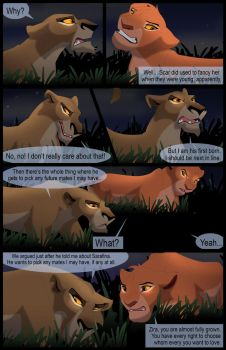 Scar's Reign: Chapter 2: Page 20 by albinoraven666fanart