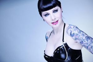 to give a charming smile by Drastique-Plastique