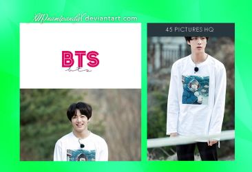 #16.004|BTS|Photopack#285 by XMinamiPandaX
