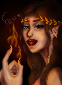 Feu by Epuise