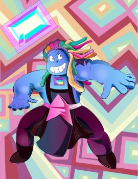 Bismuth by Mariolord07