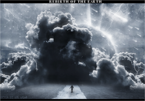 Rebirth Of The Earth by Graphfun