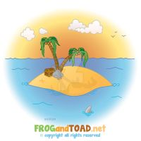 Ile - Island FROGandTOAD by FROG-and-TOAD