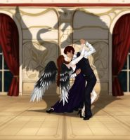 The Swan and the Wolf by Sessie