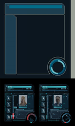 User Information/Control Panel WIP for Jarvis OS by sg1-aprophis