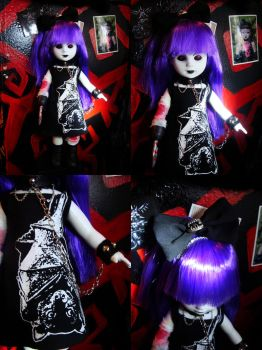 Handmade Living Dead Doll outfit #3 by neoshiki
