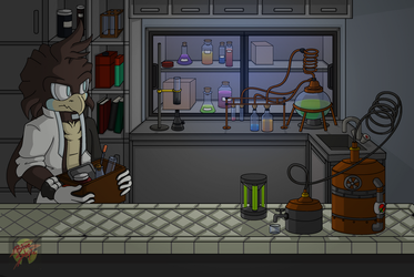 Laboratory by BlueStylz