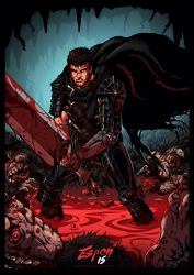 Blood and Guts by EspenG