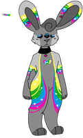 75 point Can't sleep love bunny adopt (closed) by Sweetnfluffy-adopts