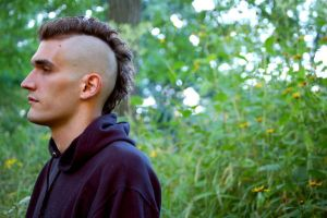 The Mohawk by LikeAnOpenBook