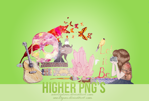Higher PNG's by one21guns