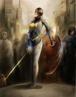 Fiora, The Grand Duelist by 4rca