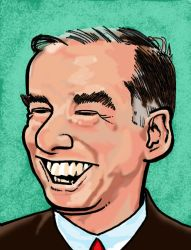 Howard Dean by freesqueeze