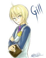 Gill by christon-clivef
