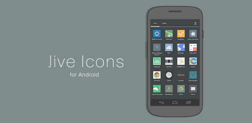Jive Icons by AlexJMiller