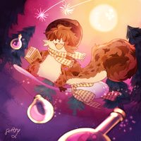 (sc) racing the falling stars by softsy