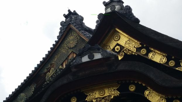 Nijo Castle (2) by chocosunday
