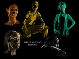 Speedpainting lessons by Ananiel
