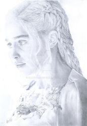 Mother of Dragons by chaminda9