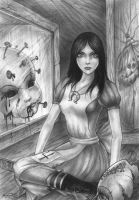Alice Madness, In the Dark by Agregor